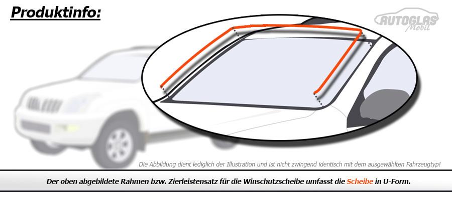 Windschutzscheibe Renault Espace Bj96-02 Frontscheibe Gr/ün