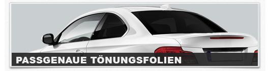 Phantom 95 Passgenaue Tönungsfolie Mini Countryman Kombi Bj.:2017